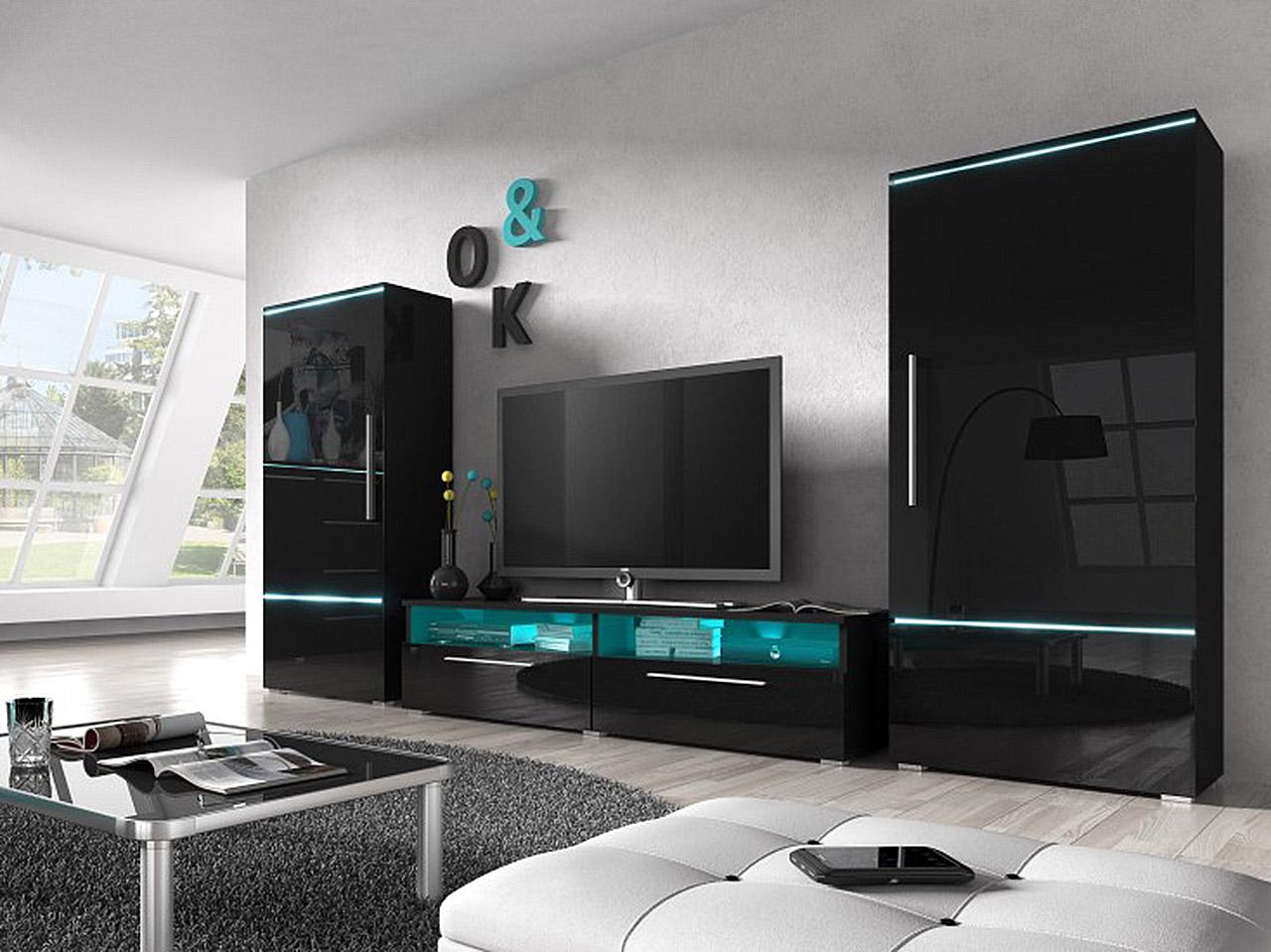 Мебель Для Гостиной Черно Белая Москва
