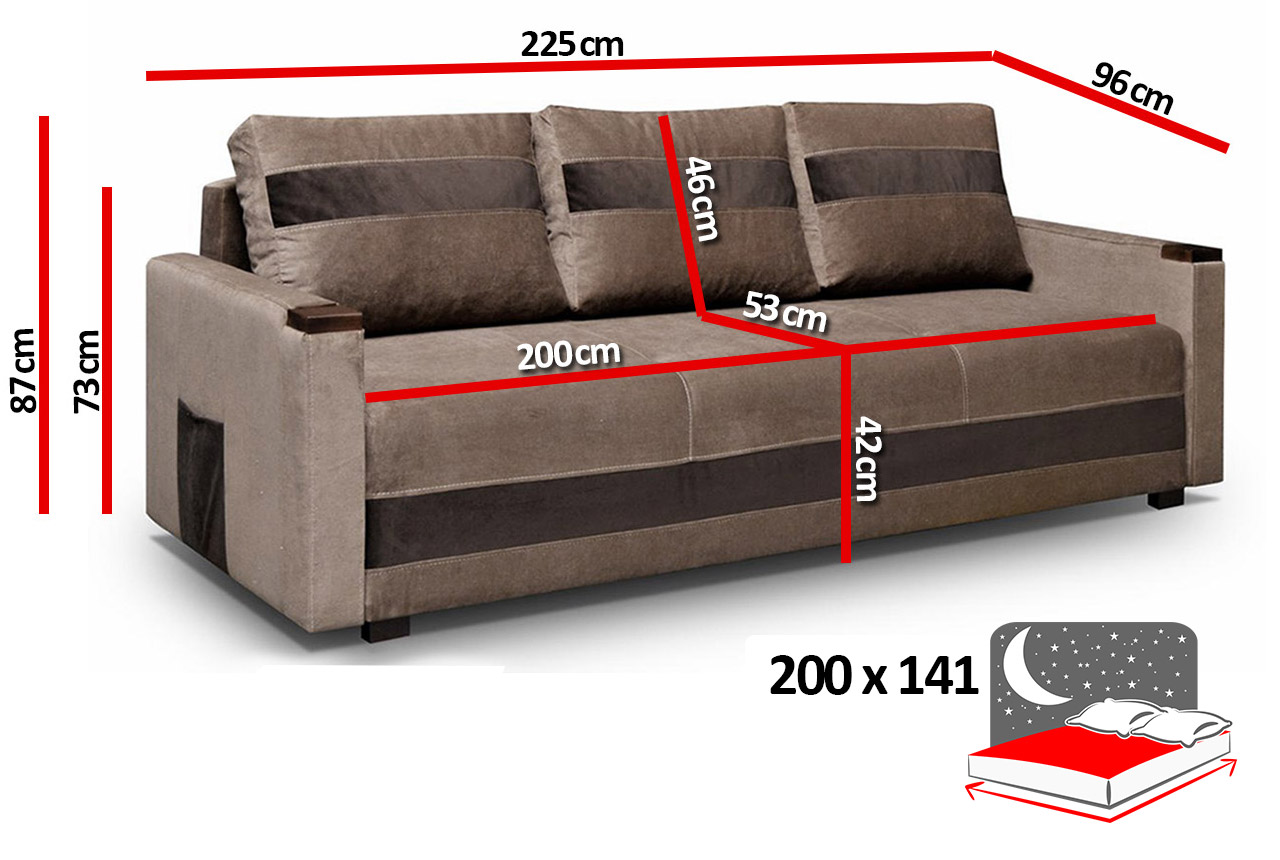 kanapa do salonu