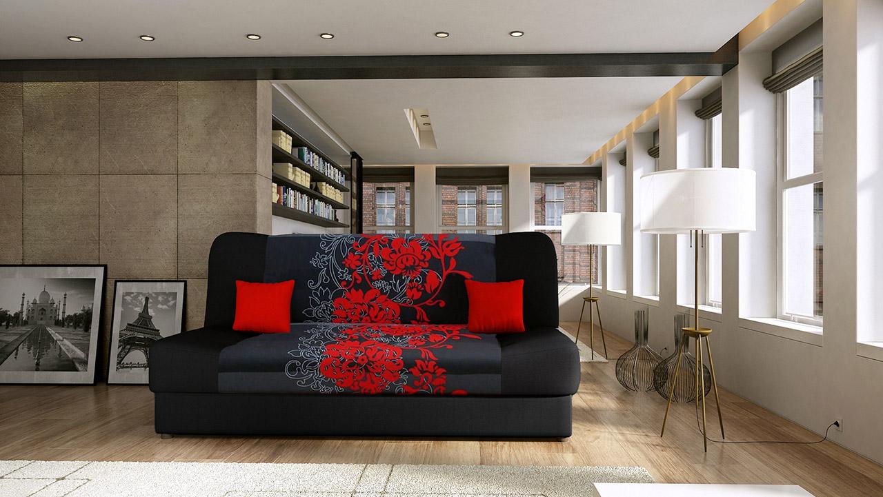 Schlafsofa Sofa Couch SCHLAFFUNKTION Polsterecke! - Nella Sving! Mit ...